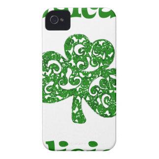 st patricks day iPhone 4 case