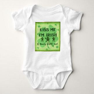 St. Patrick's Day Irish Baby Bodysuit