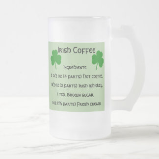 St. Patrick's Day Irish Coffee Mug