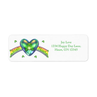 St. Patricks Day Irish Shamrock Heart