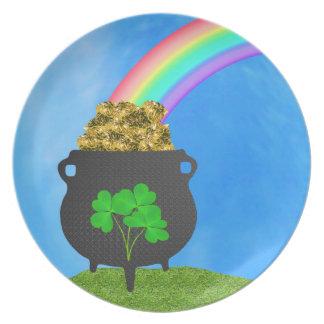 St. Patrick's Day, Irish Theme Souvenir Plate