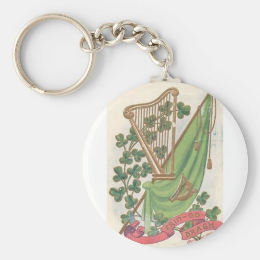 St. Patrick's Day Keychains