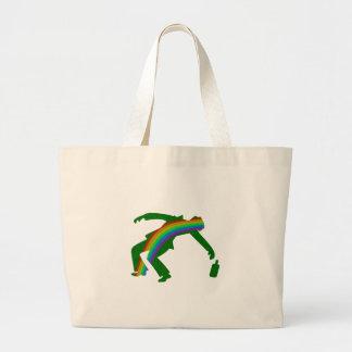 St. Patricks day Large Tote Bag