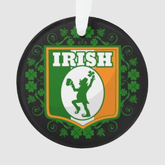 St Patrick's Day Leprechaun Ornament