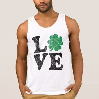 St Patrick's Day LOVE Shamrock Irish