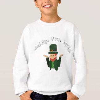 St Patricks Day Luckily I'm Irish T-shirt