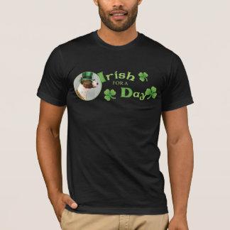 St. Patrick's Day Mini Bull Terrier T-Shirt