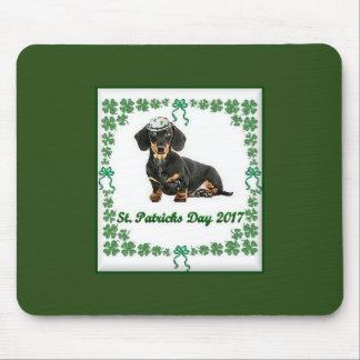 St Patricks Day Mousepad