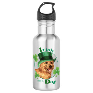 St. Patrick's Day Norwich Terrier