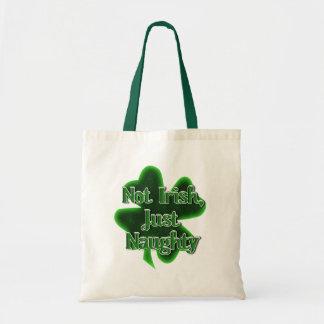 St. Patrick's Day - Not Irish, Just Naughty