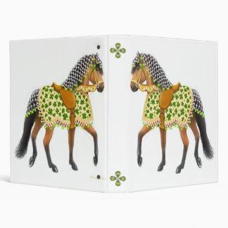 St Patricks Day Parade Horse Binder