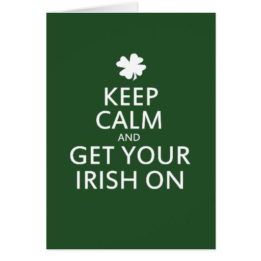St Patricks day Parody Greeting Cards