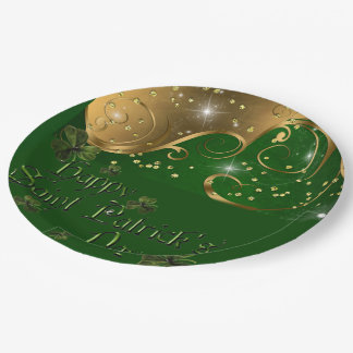St. Patrick's Day Party, Restaurant or Bar Plates