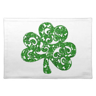 st patricks day placemat