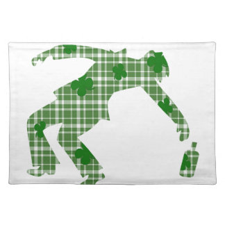 St. Patricks day Placemat