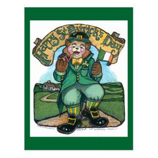 St Patricks Day Post Card