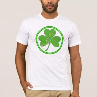 St Patrick's Day rat shirt