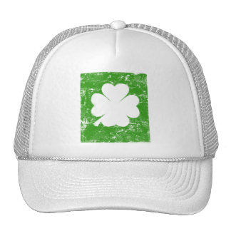 St. Patrick's Day, reverse Trucker Hats