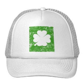 St. Patrick's Day, reverse Trucker Hat