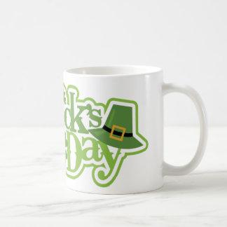 St Patrick's day, Saint Patrick Irish design Coffee Mug
