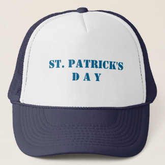 ST PATRICK'S DAY SaintPATRICKSday  USA FESTIVALS Trucker Hat