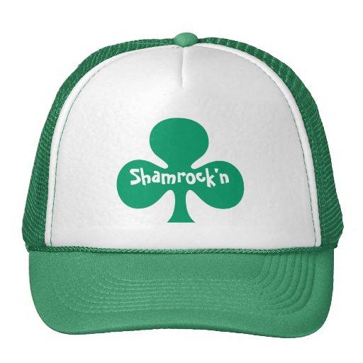 St. Patrick's Day Shamrock Shamrock'n Green Hats