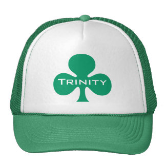 St. Patrick's Day Shamrock Symbolism Trinity Hats