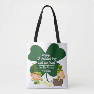 St. Patrick's Day Shenanigans Tote