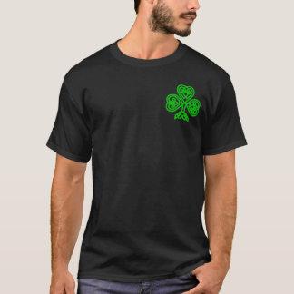 St Patricks day Shirt Celtic knot Shamrock