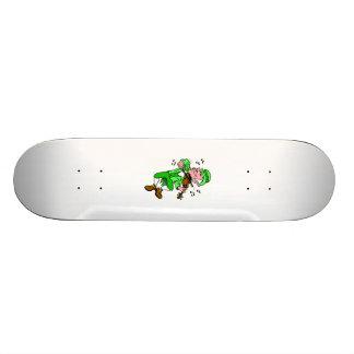 St. Patrick's Day Skate Deck