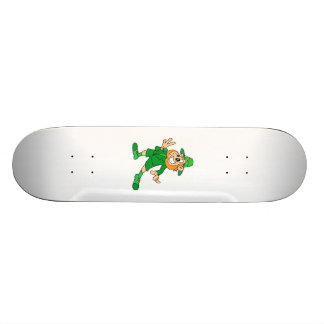 St. Patrick's Day Skate Board