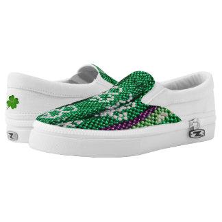 St.Patrick's Day Slip On Shoes