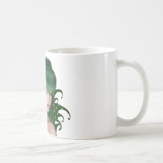 St. Patrick's Day Sprite 1 - Green Fairy Classic White Coffee Mug