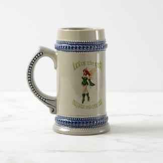St. Patrick's Day Stein Mug