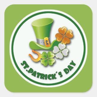 St. Patrick's Day Stickers Sticker
