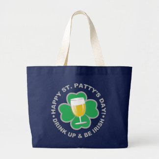 St. Patrick's Day tote bags
