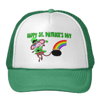 St. Patricks Day Trucker Hat