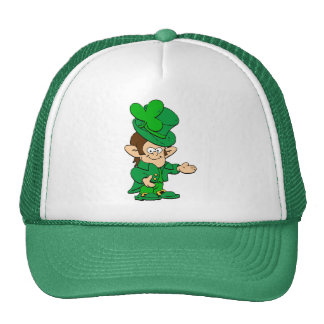 St Patrick's Day Trucker Hat