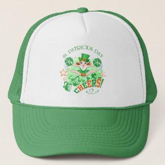 St Patrick's Day Trucker Hat