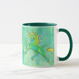 St. Patrick's Day Unicorn Mug