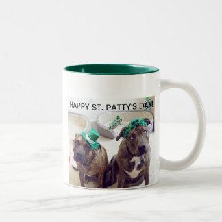 St. Patrick's Dog Mug