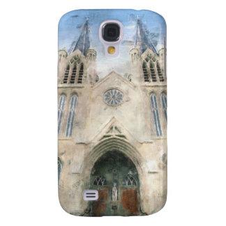 St Patrick's Gothic Revival Church Art