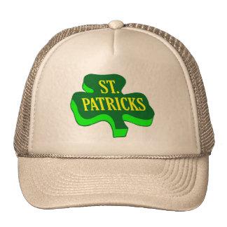 St Patricks Trucker Hat