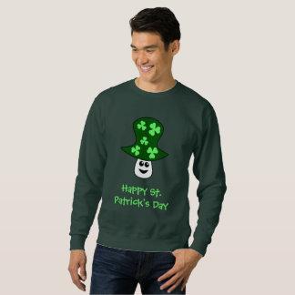 St. Patrick's Mushroom Sweatshirt