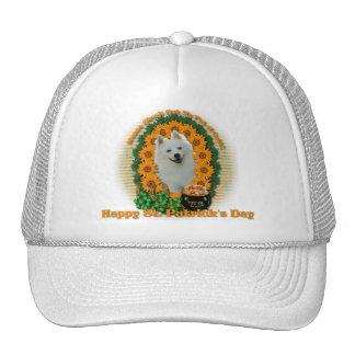 St Patricks - Pot of Gold - American Eskimo Trucker Hat