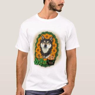 St Patricks - Pot of Gold - Shiba Inu - Yasha T-Shirt