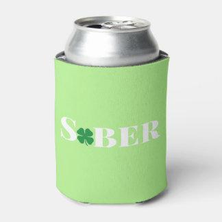St. Patrick's Sober Can Cooler