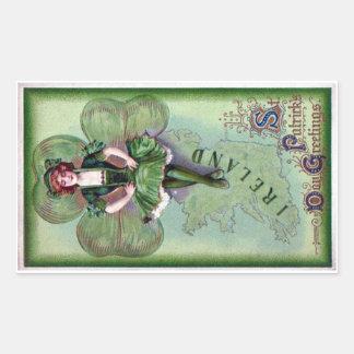 St Patrick's Sticker