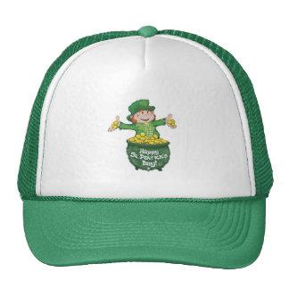ST. Patricks Trucker Hat