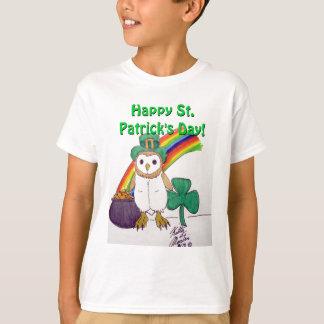 St. Pat's Day Annie T-Shirt